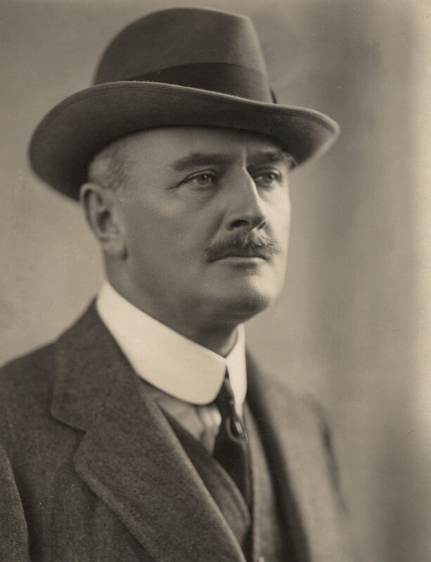Edmund Henry Hynman Allenby, 1st Viscount Allenby, by Henry Walter ('H. Walter') Barnett, circa 1920 - NPG x45395 - © National Portrait Gallery, London