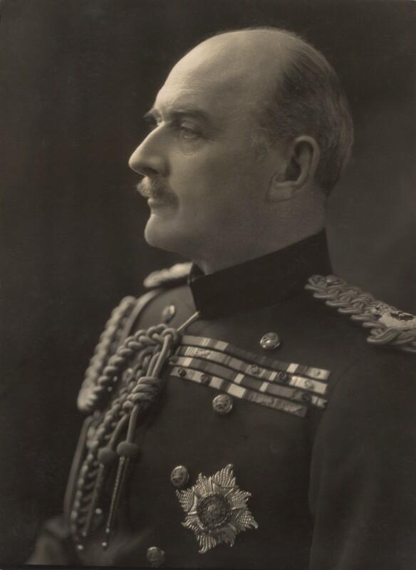 Edmund Henry Hynman Allenby, 1st Viscount Allenby, by H. Walter Barnett, 1900-1920 - NPG x45396 - © National Portrait Gallery, London
