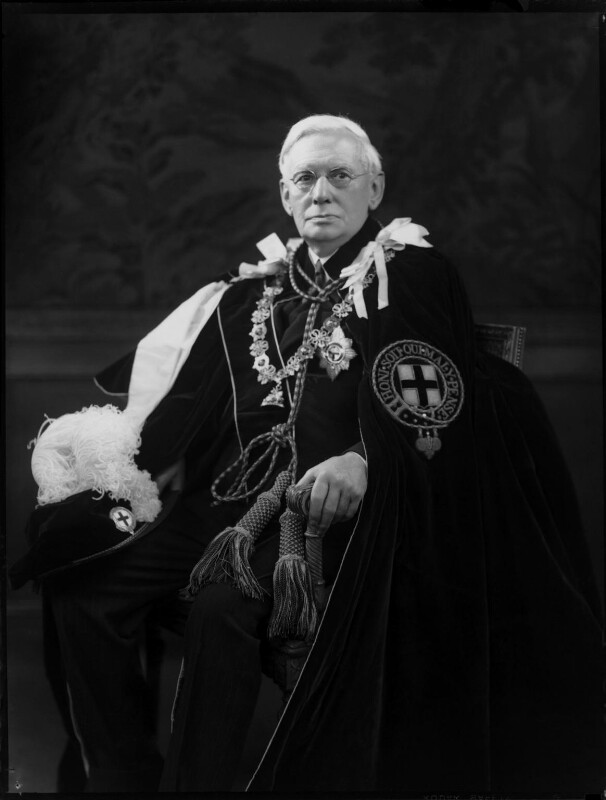 Christopher Addison, 1st Viscount Addison, by Navana Vandyk, 16 April 1948 - NPG x97048 - © National Portrait Gallery, London