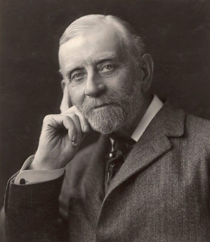 John Atkinson, Baron Atkinson, by Henry Walter ('H. Walter') Barnett, 1905-1920 - NPG x45400 - © National Portrait Gallery, London