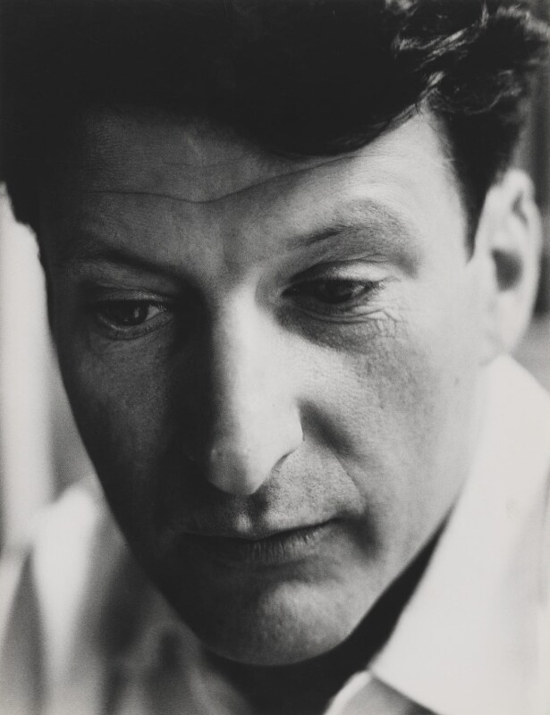 Lucian Freud, by Lord Snowdon, 17 June 1963 - NPG P797(14) - © Armstrong Jones