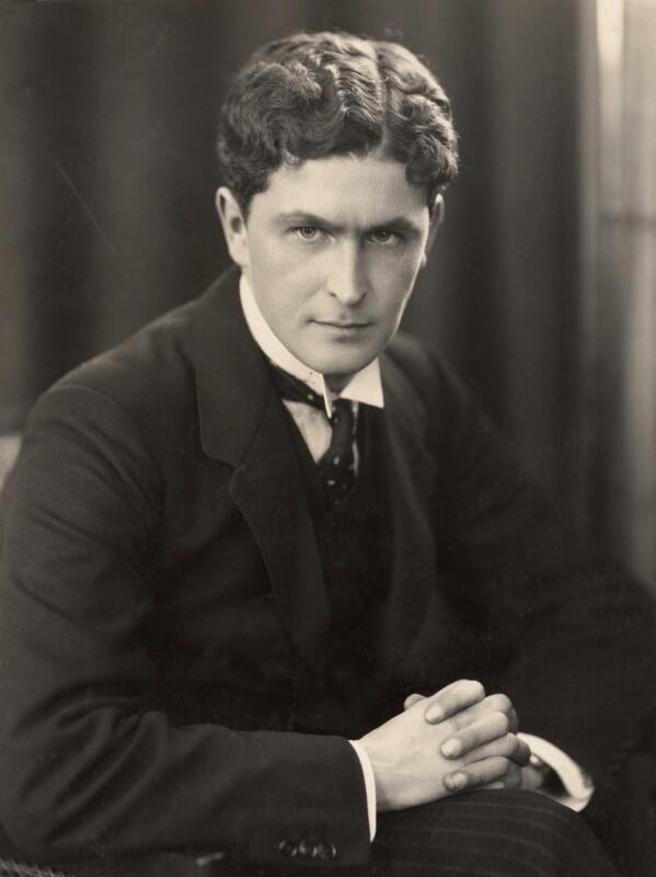 Frank Kingsley Griffith, by H. Walter Barnett, 1910-1920 - NPG x45427 - © National Portrait Gallery, London