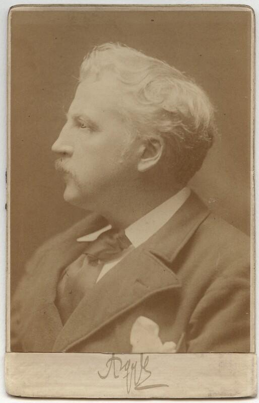 John Campbell, 9th Duke of Argyll, by Hayman Seleg Mendelssohn, 1907 - NPG x99 - © National Portrait Gallery, London