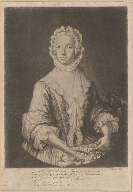 Prince Charles Edward Stuart, by J. Williams, after 1746 - NPG D34735 - © National Portrait Gallery, London