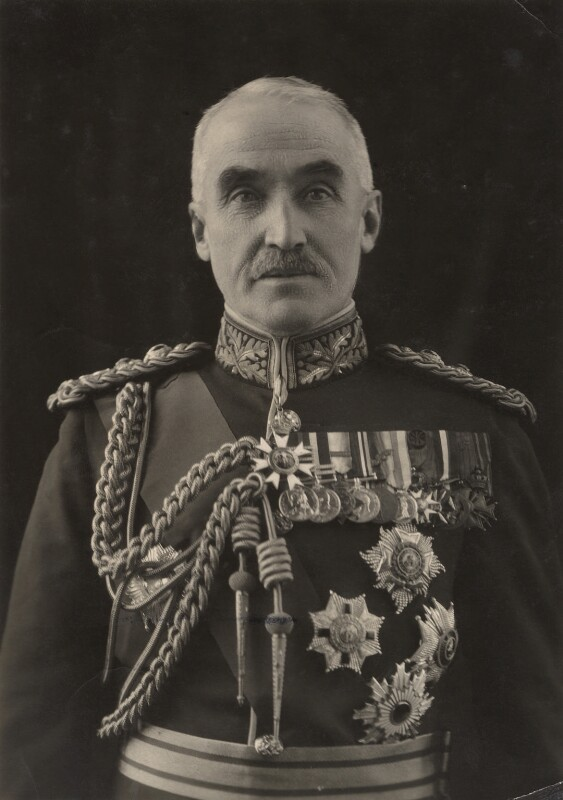 Henry Sinclair Horne, Baron Horne, by Henry Walter ('H. Walter') Barnett, 1914-1920 - NPG x45433 - © National Portrait Gallery, London