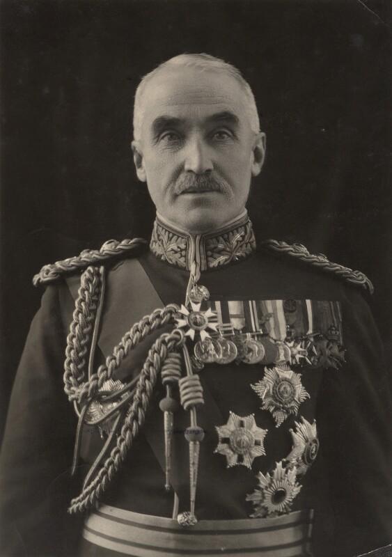 Henry Sinclair Horne, Baron Horne, by Henry Walter ('H. Walter') Barnett, 1914-1920 - NPG x45433 - © National Portrait Gallery, London