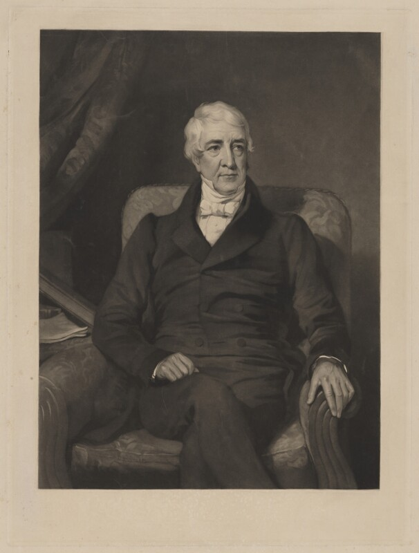 Thomas Denman, 1st Baron Denman, by and published by William Walker, after  Eden Upton Eddis, published 1852 - NPG D35022 - © National Portrait Gallery, London