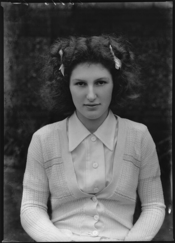 Enid Margaret Seymour Andrews, by Bassano Ltd, 9 January 1939 - NPG x154437 - © National Portrait Gallery, London