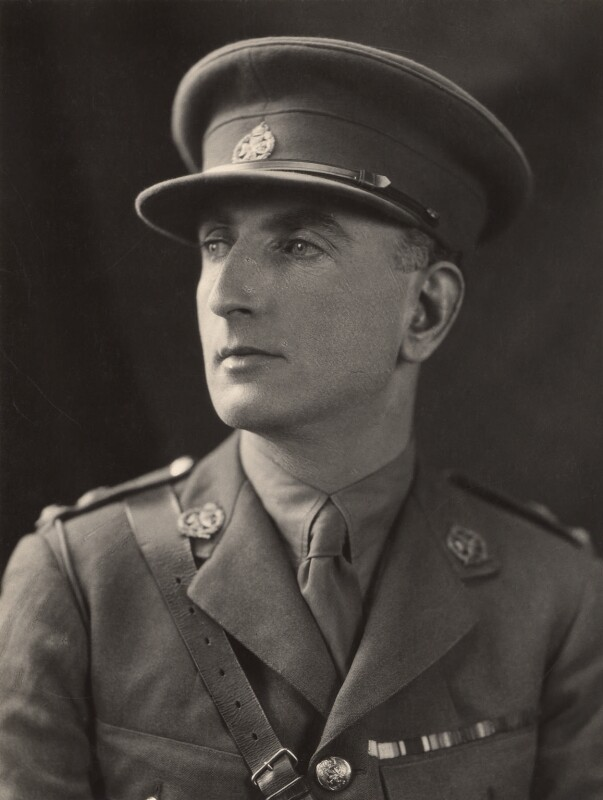 Gerald Rufus Isaacs, 2nd Marquess of Reading, by H. Walter Barnett, 1914-1920 - NPG x45448 - © National Portrait Gallery, London