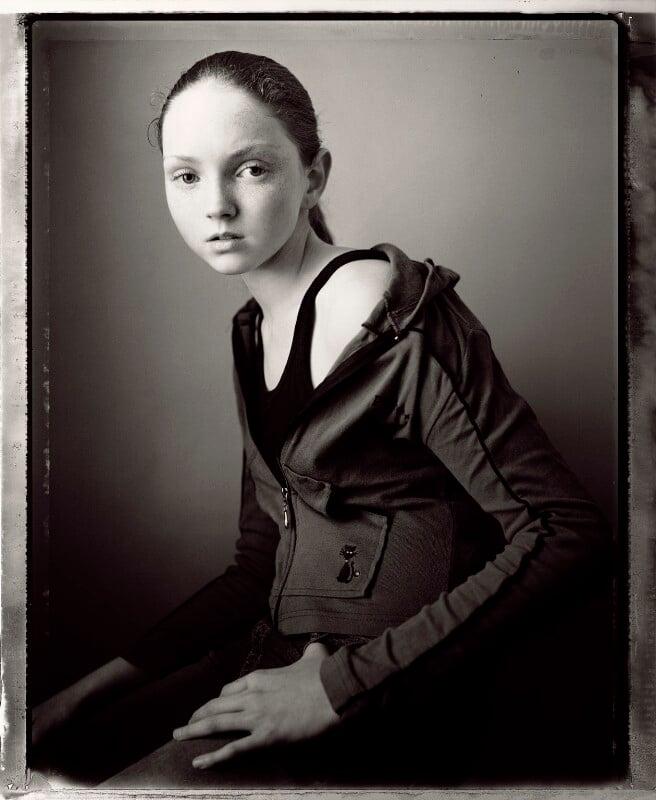 Lily Cole, by Mariano Vivanco, 2001 - NPG x132717 - © Mariano Vivanco