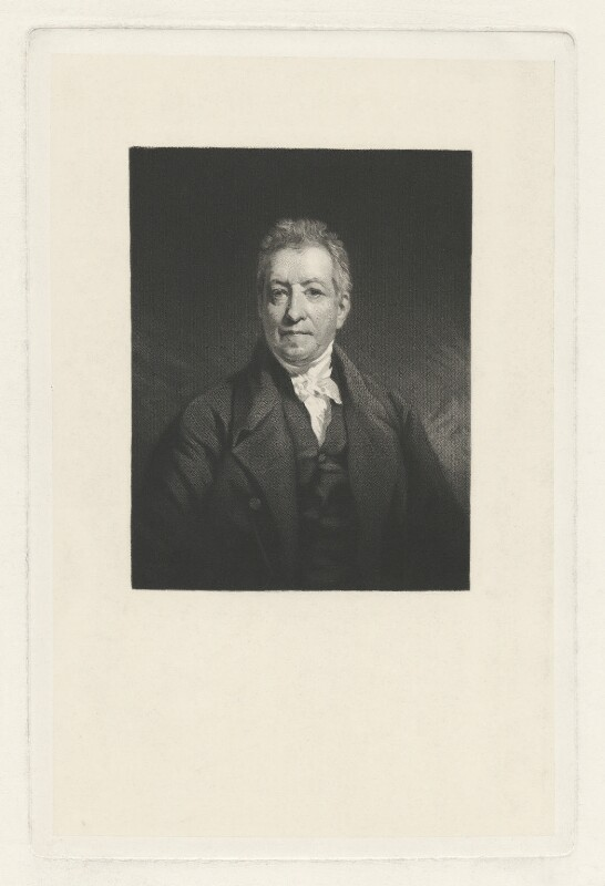 James Alexander Haldane, by George Zobel, after  Colvin Smith, circa 1845 - NPG D35111 - © National Portrait Gallery, London