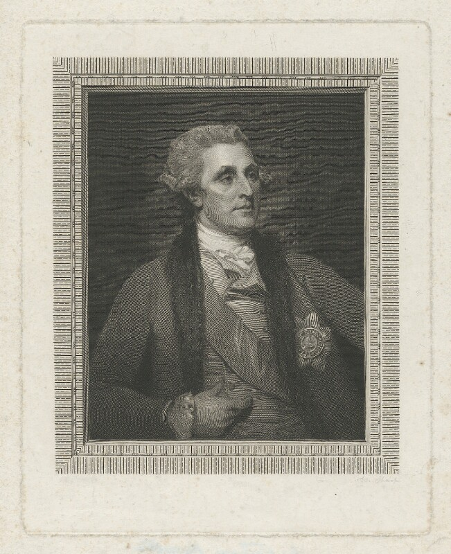 Sir William Hamilton, by William Sharp, late 18th century - NPG D35270 - © National Portrait Gallery, London
