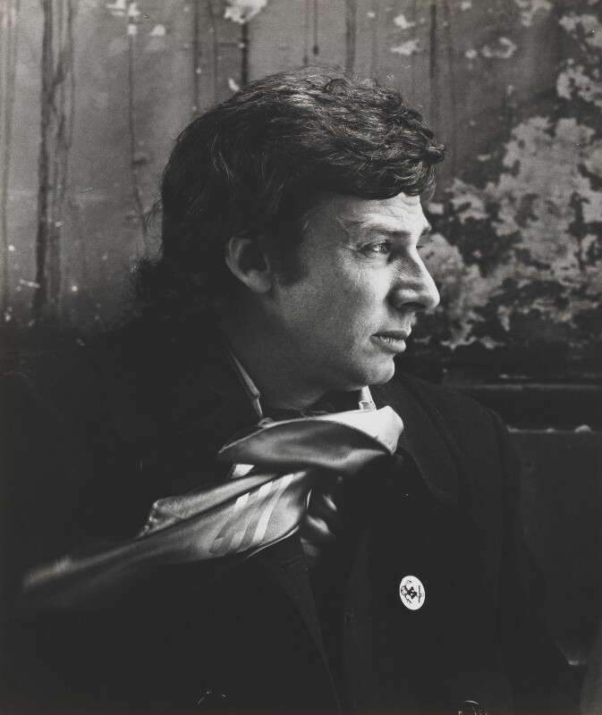 Patrick Garland, by Lord Snowdon, 10 September 1969 - NPG P810 - © Armstrong Jones