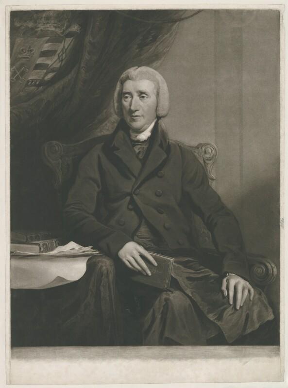 Edward Venables Vernon Harcourt, by Henry Meyer, after  John Jackson, 1815 (1813) - NPG D35317 - © National Portrait Gallery, London
