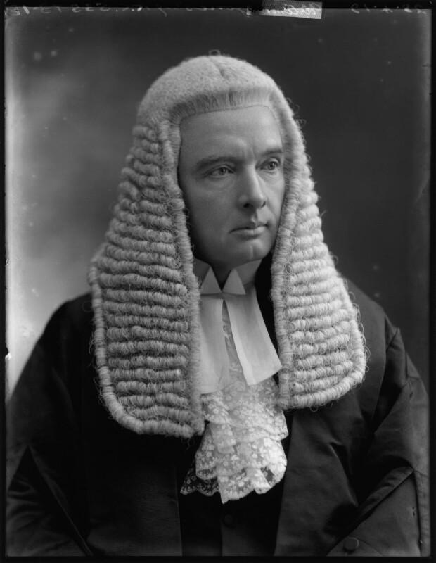 Sir Thomas Artemus Jones, by Bassano Ltd, 28 April 1919 - NPG x154466 - © National Portrait Gallery, London