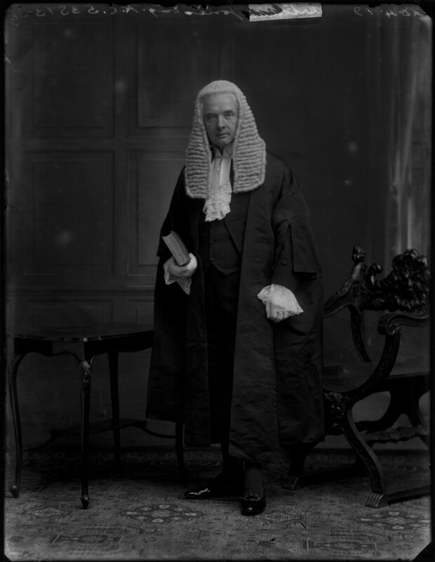 Sir Thomas Artemus Jones, by Bassano Ltd, 28 April 1919 - NPG x154468 - © National Portrait Gallery, London