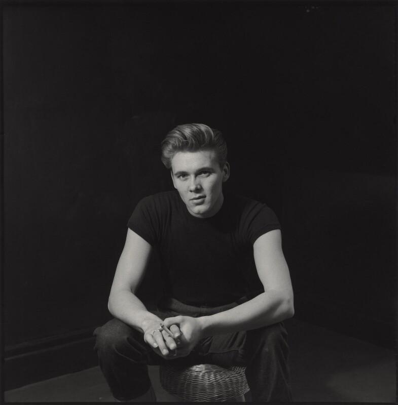 Billy Fury, by Ida Kar, 1961 - NPG x132757 - © National Portrait Gallery, London
