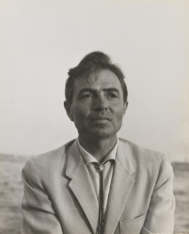 James Mason, by Lord Snowdon, 1950s - NPG P827 - © Armstrong Jones