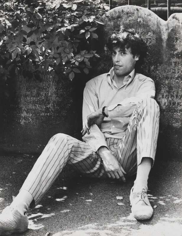 Tom Stoppard, by Lord Snowdon, 10 July 1966 - NPG P842 - © Armstrong Jones