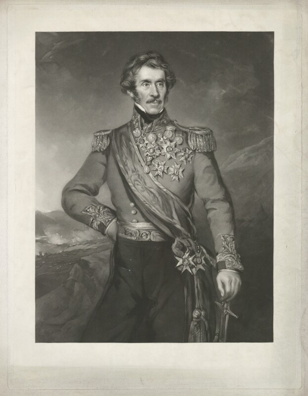 Unknown army officer, formerly known as Sir Henry Havelock, Bt, by Unknown artist, mid 19th century - NPG D35604 - © National Portrait Gallery, London