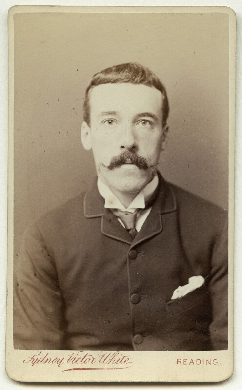 Alfred George Hastings White, by Sydney Victor White, 1885 - NPG x132811 - © National Portrait Gallery, London