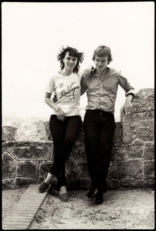 Angela Gorgas; Martin Amis, by Angela Gorgas, 1978 - NPG x133038 - © Angela Gorgas