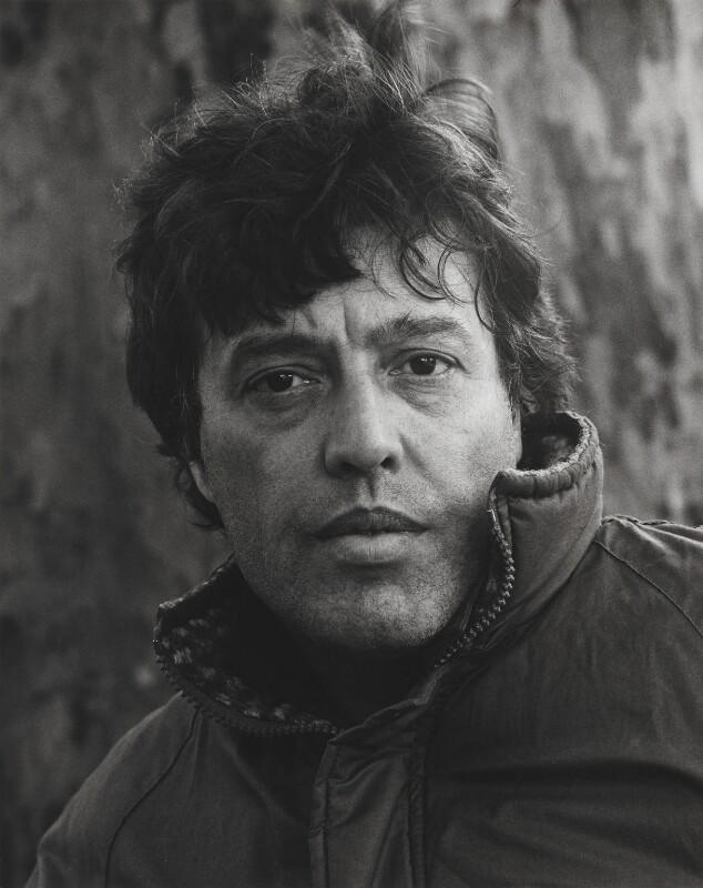 Sir Tom Stoppard, by Dmitri Kasterine, 1977 - NPG P1340 - © Dmitri Kasterine