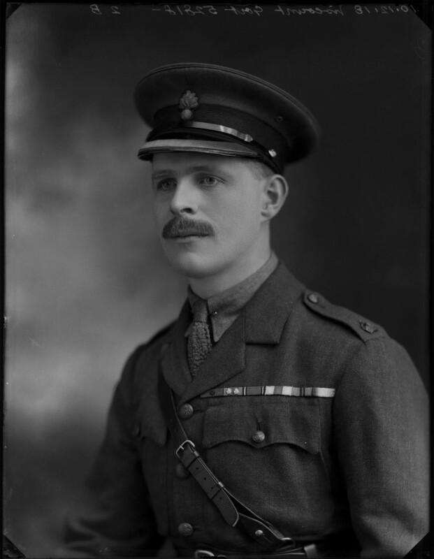 John Standish Surtees Prendergast Vereker, 6th Viscount Gort, by Bassano Ltd, 10 December 1918 - NPG x154535 - © National Portrait Gallery, London