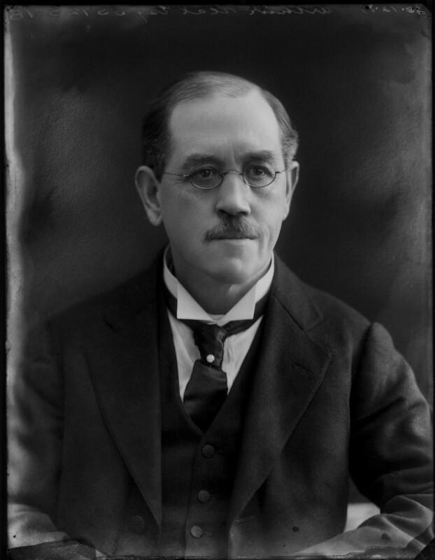 Arthur Neal, by Bassano Ltd, 30 December 1919 - NPG x154607 - © National Portrait Gallery, London