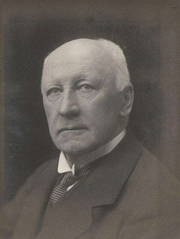 Thomas Lough, by Walter Stoneman, 1917 - NPG x166900 - © National Portrait Gallery, London