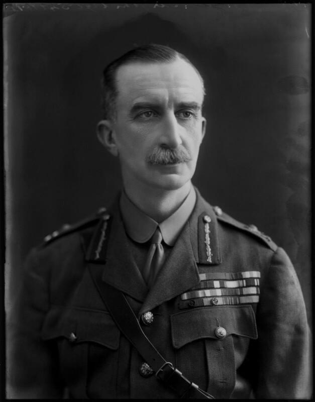 Sir John Adye, by Bassano Ltd, 4 December 1919 - NPG x154620 - © National Portrait Gallery, London