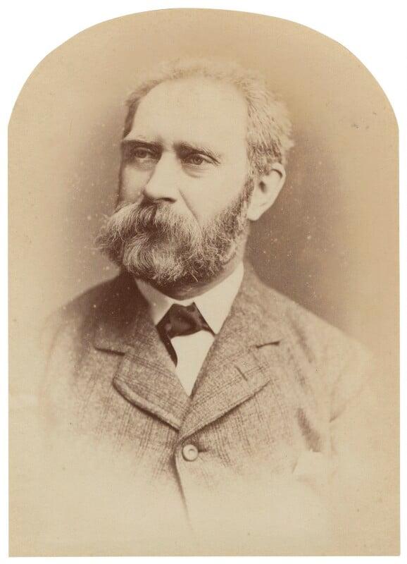 Edwin Longsden Long, by Unknown photographer, 1880s - NPG x9489 - © National Portrait Gallery, London