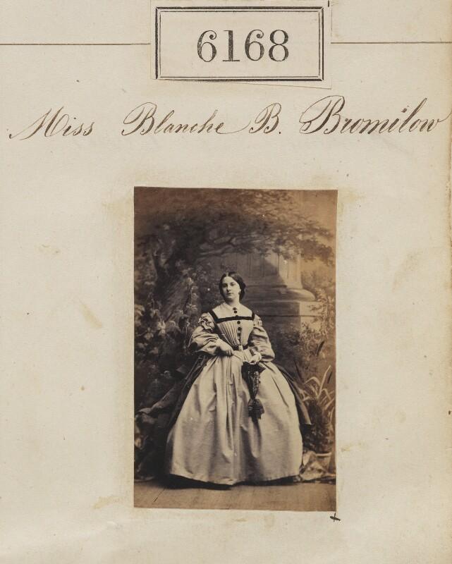 NPG Ax56114; Blanche Beatrice Taylor (née Bromilow