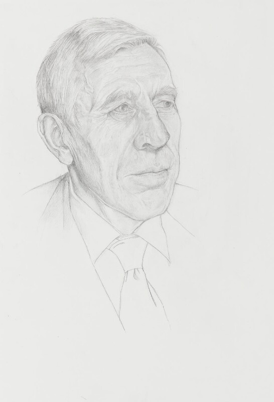 Jack Straw, by Emma Wesley, 2009 - NPG 6884 - © Emma Wesley / National Portrait Gallery, London