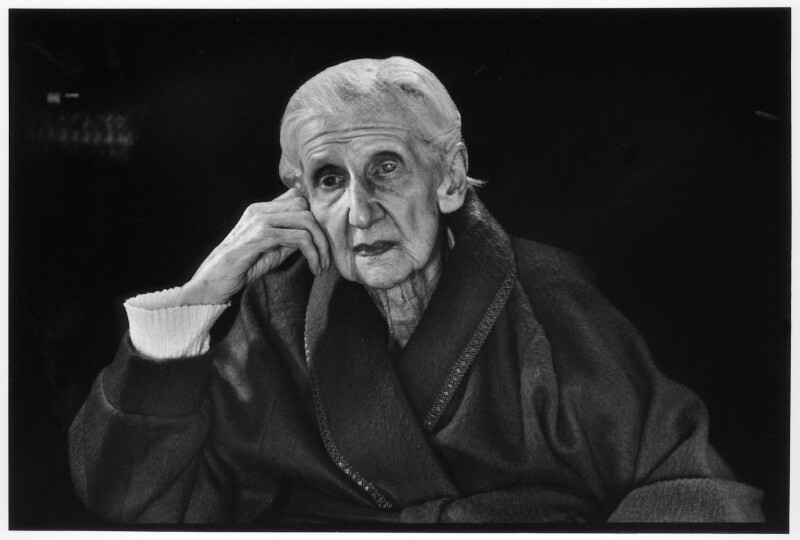 Claudia Parsons, by Boo Beaumont, March 1996 - NPG x87783 - © Boo Beaumont