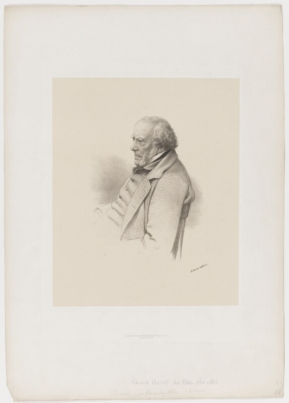 Edward Ellice, published by Joseph Hogarth, published 30 March 1878 - NPG D36154 - © National Portrait Gallery, London