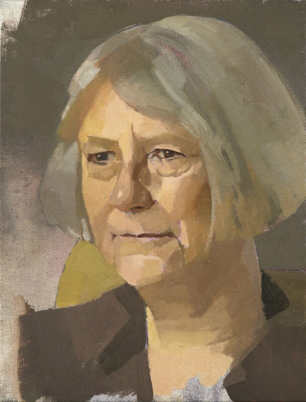 Dame Anne Elizabeth Owers (née Spark), by Diarmuid Kelley, 2010 - NPG 6898 - © National Portrait Gallery, London