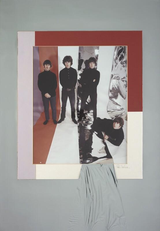 The Beatles (Ringo Starr, George Harrison, Paul McCartney, John Lennon), by Robert Whitaker, 1965 - NPG P1349 - © Robert Whitaker