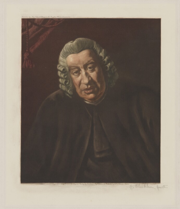 Samuel Johnson, after Unknown artist, late 18th century - NPG D36532 - © National Portrait Gallery, London