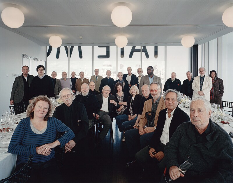'The British Council 70 Years at the Venice Biennale', by Julian Germain, 21 October 2009 - NPG x132893 - © Julian Germain