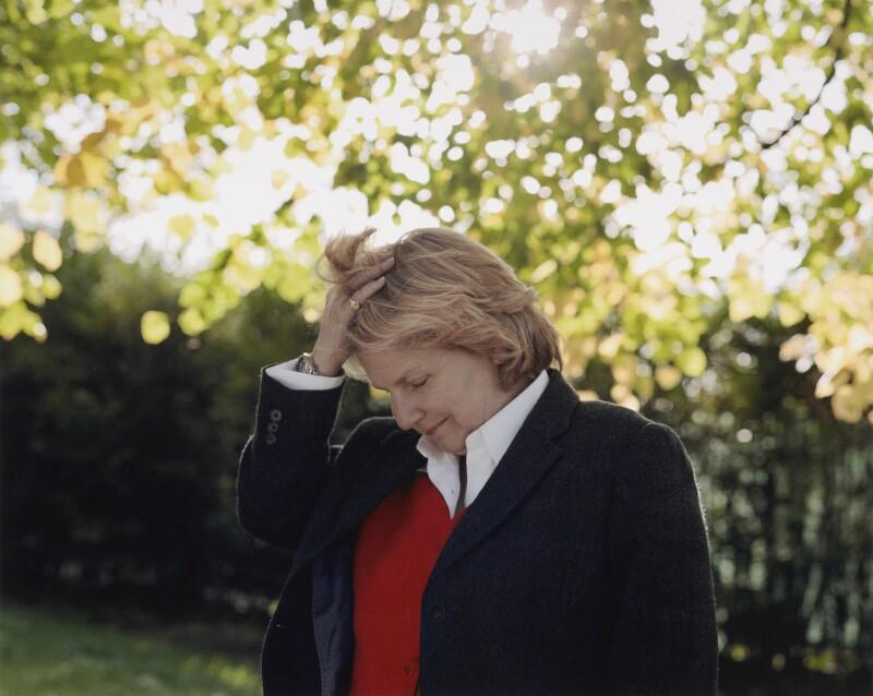 Sandi Toksvig, by Mary McCartney, 2008 - NPG P1361 - © Mary McCartney / National Portrait Gallery, London