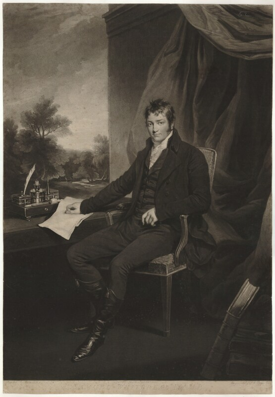 Samuel Whitbread, by and published by Samuel William Reynolds, after  John Opie, published 1804 - NPG D37563 - © National Portrait Gallery, London