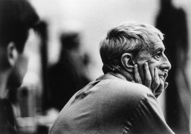 Sir Kenneth Macmillan, by Julian Broad, 26 October 1992 - NPG x88685 - © Julian Broad / National Portrait Gallery, London