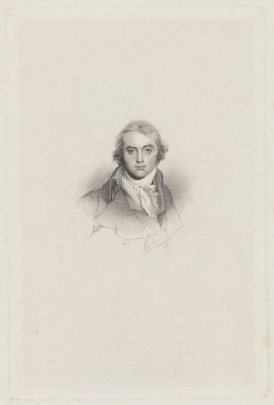 Sir Thomas Lawrence, by Unknown artist, published 1830s - NPG D37216 - © National Portrait Gallery, London