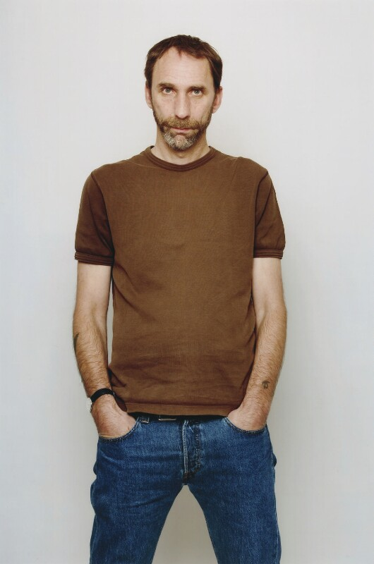 Will Self, by James Leighton-Burns, July 2009 - NPG x133167 - © James Leighton-Burns / National Portrait Gallery, London