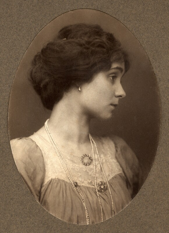 Victoria Marjorie Harriet Paget (née Manners), Marchioness of Anglesey, by George Charles Beresford, 1900s - NPG x89 - © National Portrait Gallery, London