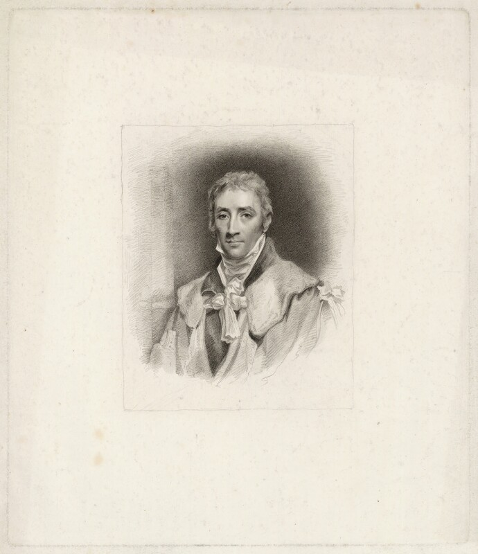Robert Grosvenor, 1st Marquess of Westminster, by Henry Meyer, after  John Jackson, after  John Hoppner, published 1811 - NPG D37826 - © National Portrait Gallery, London