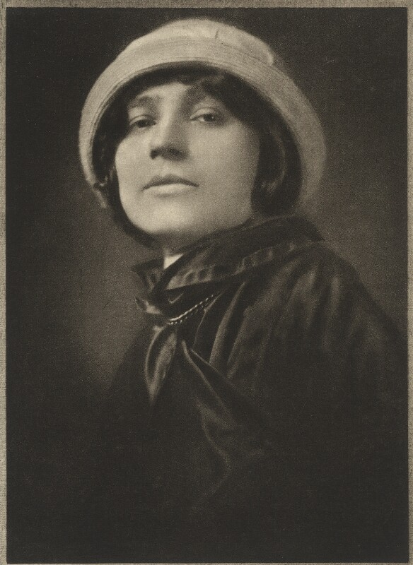 Sophie Fedorova, by Emil Otto ('E.O.') Hoppé, July 1912 - NPG Ax132939 - © 2017 E.O. Hoppé Estate Collection / Curatorial Assistance Inc.