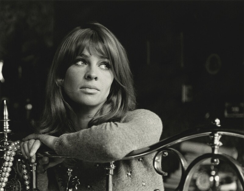 Julie Christie, by Edmund Warwick Gee, 1966 - NPG x133181 - © Edmund Warwick Gee / National Portrait Gallery, London