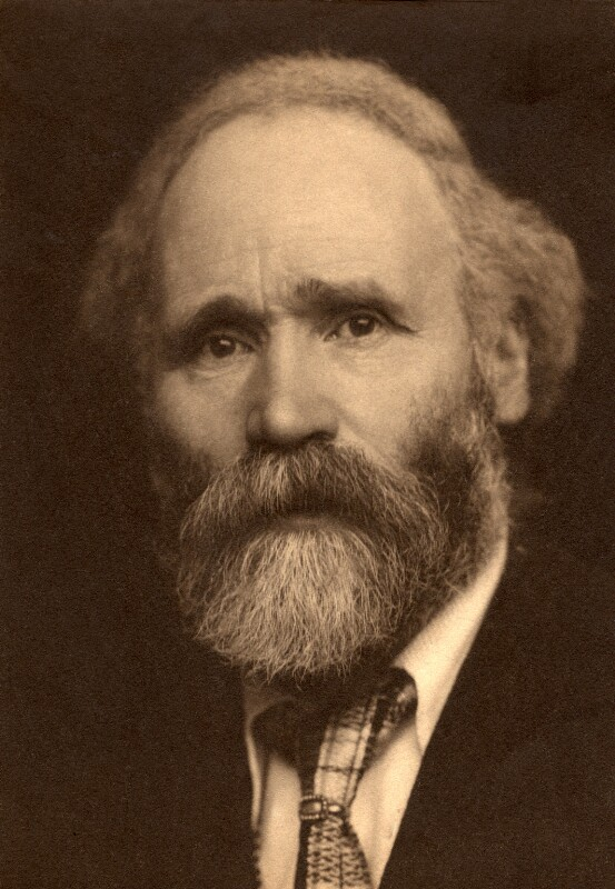 Keir Hardie, by George Charles Beresford, 1905 - NPG x13172 - © National Portrait Gallery, London